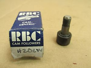 "NIB RBC H20LW CAM YOKE FOLLOWER BEARING H 20 LW H20 LW 5/8"" OD"