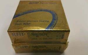 7905CTDULP4 SUPER PRECISION RHP BEARING  pair Angular contact spindle