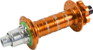 Hope Fatsno Pro 4 Rear Hub 32H 197mm x 12mm Orange, XD