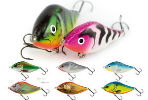 New colors 2016 Jerkbait Salmo Slider SD5S / 5cm 8,5g / sinking lures / Esche