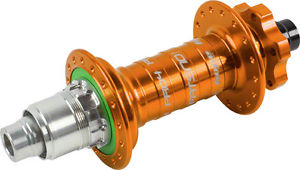 Hope Fatsno Pro 4 Rear Hub 32H 177mm x 12mm Orange, XD