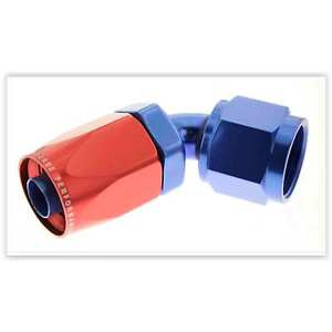 Red Horse Products 0060-06-1 -06 60 degree female aluminum hose