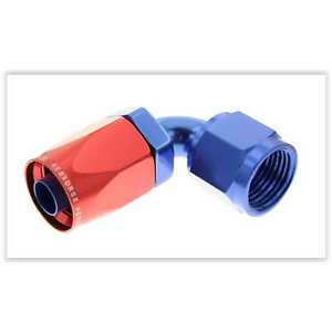 Red Horse Products 0090-10-1 -10 90 degree female aluminum hose