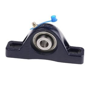 "NP1-1/8 1-1/8"" Bore NSK RHP Pillow Block Housed Bearing"