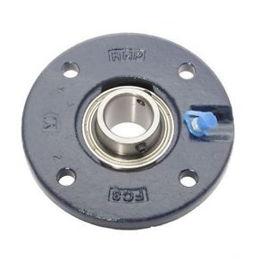 FC20 20mm Bore NSK RHP Flanged Cartridge Housed Bearing