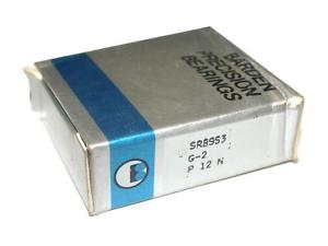 "IN BOX BARDEN PRECISION BALL BEARING .5"" ID SR8SS3 (3 AVAILABLE)"
