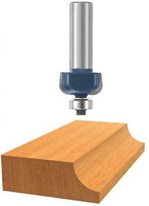 Bosch 84428M 9/16-Inch Cut 1/2-Inch Shank With Ball Bearing Cove Router Bit