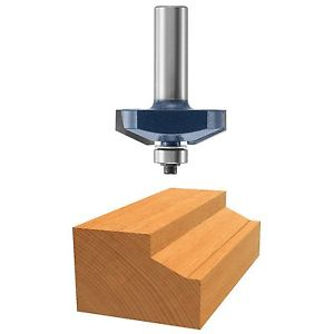 BOSCH 85583M Raised Panel Router Bit 1/2-Inch Shank With Ball Bearing NA