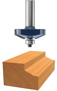 BOSCH 85583M Raised Panel Router Bit 1/2-Inch Shank With Ball Bearing