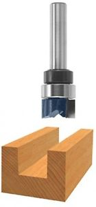 Bosch 85674M Router Bit,Carbide Tip 1/2 X 5/16 Straight With Top Bearing 1/2