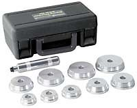 Otc Robinair Bosch 4507 10 Piece Bearing Race & Seal Driver Set