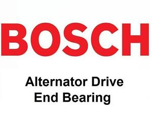 BOSCH Alternator Drive End Bearing 1125824583