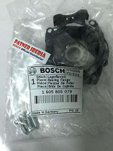 1605805079 Bearing Flangia  PWS9-125 PWS10-125  Genuine BOSCH