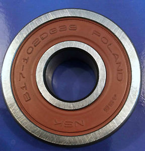 BOSCH 1120905518 Groove Ball Bearings 17-47-14 NSK B17 102DG38