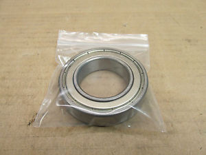 SKA BOSCH 6007ZZ BEARING METAL SEALED 6007 ZZ 35x62x14 mm