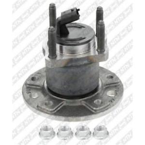 SNR Wheel Bearing Kit OPEL ASTRA H (L48)1.4 Hatchback 2004-  66Kw 90Hp 1364cc