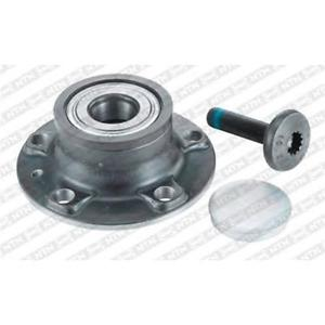 SNR Wheel Bearing Kit AUDI A3 (8P1)1.6 TDI Hatchback 2009-2012 66Kw 90Hp 1598cc