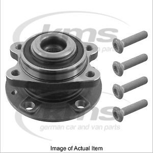 WHEEL HUB INC BEARING Audi A6 Saloon TFSi C6 (2004-2012) 2.0L – 164 BHP Top Germ