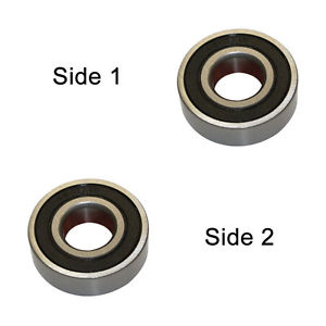 Replacement Ball Bearing rep Bosch 2610996949 Delta Makita 211058-6 – SE 629-2RS