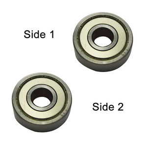 Replacement Ball Bearing 9 x 26 x 8 (mm) replaces Bosch 2610996949 – SE 629ZZ