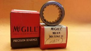 MCGILL MR18N NEEDLE BEARING