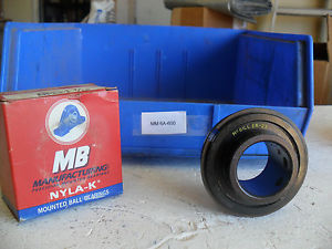 MB Mfg. ER-23-1-7/16 bore Mounted Ball Bearing,  McGill ER-23  w/ free ship nib