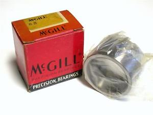 "BRAND  IN BOX MCGILL ROLLER BEARING 1.56"" ID 2"" OD MI 25 (2 AVAILABLE)"