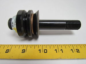 "V-Groove Cam Follower Bearing 5""OAL 3/4-10 Threaded 2""OD Roller"