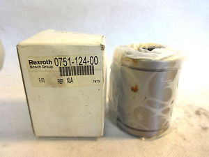 IN BOX STAR/REXROTH/BOSCH 0751-124-00 LINEAR BEARING JAPAN