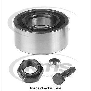 WHEEL BEARING KIT Audi 100 Saloon  C3 (1983-1991) 2.0L – 115 BHP FEBI Top German