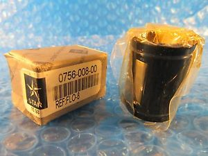 "Bosch Rexroth Star 1/2"" Super Linear Bushing Open Type 0756-08-00, FLO-8"