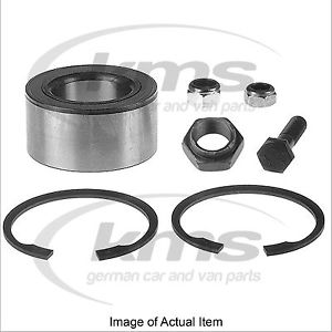 WHEEL BEARING KIT Audi 100 Saloon  C3 (1983-1991) 2.0L – 87 BHP FEBI Top German