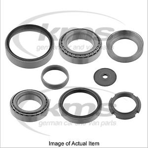 WHEEL BEARING KIT Mercedes Benz 300 Series Saloon 380SE W126 3.8L – 204 BHP Top
