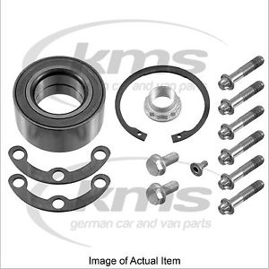 WHEEL BEARING KIT (FULL) Mercedes Benz 190 Series Saloon 190 W201 2.5L – 197 BHP
