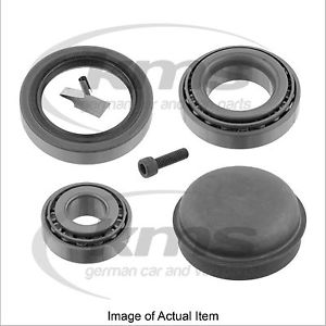 WHEEL BEARING KIT Mercedes Benz 190 Series Saloon 190 W201 2.5L – 197 BHP Top Ge
