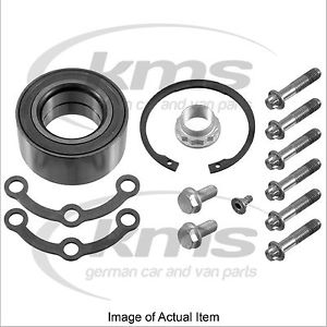 WHEEL BEARING KIT (FULL) Mercedes Benz E Class Saloon E300 W210 3.0L – 177 BHP F