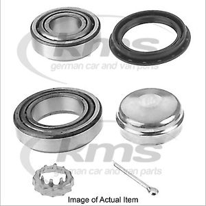 WHEEL BEARING KIT Audi 100 Saloon Injection CL-5E C2 (1976-1984) 2.1L – 136 BHP