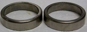 Lot of 2 –   Peer Tapered Roller Precision Bearing Cup 15520  c