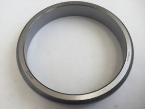 "Peer 39520 Tapered Roller Bearing Cup OD 4.43"" O 0.93"""