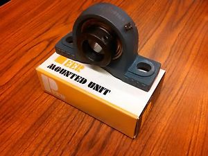 "HCP207-22 1-3/8"" PEER Ball Bearing Pillow Block – New"