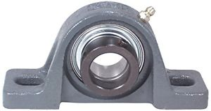PEER Peer Bearing FHP205-16G Pillow Block, Standard Shaft Height, Narrow Inner