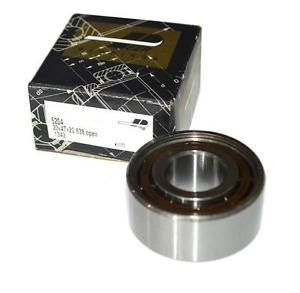 PEER 5204 DOUBLE ROW BALL BEARING 20 MM X 47 MM X 20.6 MM