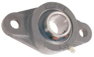 Peer Bearing PER   UCFT207-23 2 Bolt Flange Unit, Cast Iron, Wide Inner Ring,