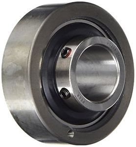Peer Bearing UCC208-24 Cast Iron Cylindrical Cartridge Unit, Wide Inner Ring,