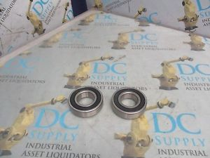 PEER 6206RLD RADIAL BEARING LOT OF 2