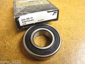 PEER 6205-2RS-C3 Sealed Ball Bearing 25MM X 52MM X 15MM New