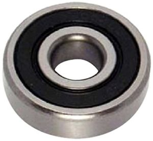 Peer Bearing 6204-2RLD-C3 6200 Series Radial Bearings, C3 Fit, 20 mm ID, 47 mm