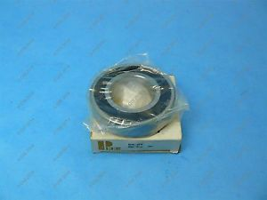 Peer 6208-2RS Deep Groove Bearing 80 X 40 X 18 mm 2 Seals NIB