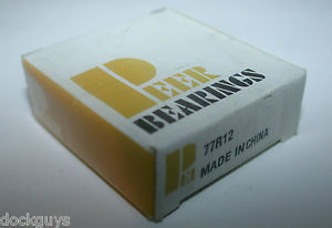 BRAND  IN BOX PEER BEARINGS 77R12 – FREE SHIPPING  (8 AVAILABLE)