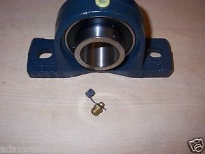 "PEER P209 PILLOW BLOCK  WITH UC209-27 BEARING 1-11/16"" BORE"
